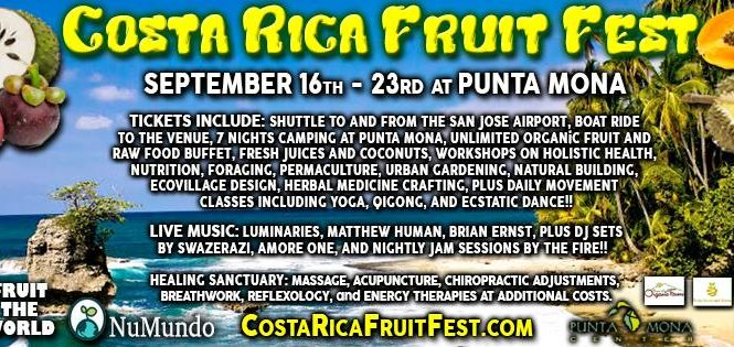 Costa Rica Fruit Fest
