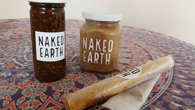 Productos Naked Earth